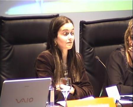 Lorena Otero López, letrada da Xunta de Galicia